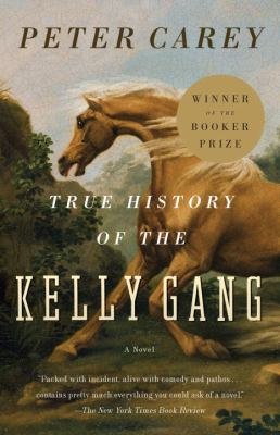 True History of Kelly Gang